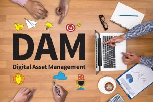 DAM Digital Asset Management by Kinetic Knowledge